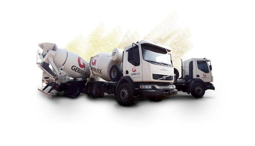 Caminhões Geramix